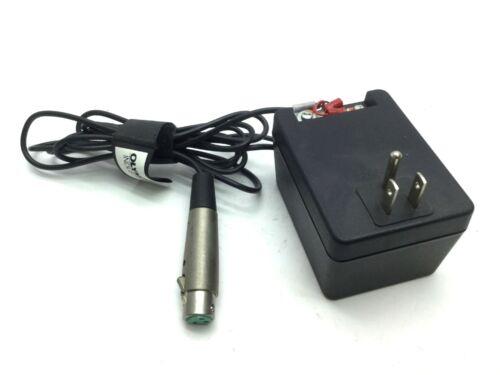 XLR 3-Pin for Sony Calrad 45-752 Camera Power Supply Adapter 12VDC 1.2A