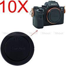 10x Kamera Gehäuse Deckel Kameradeckel für Sony NEX-7 NEX-6 NEX-5 NEX-5N 5R 5T
