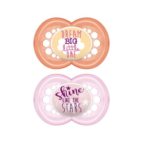 Best Pacifier For Breastfed Babies 'A Baby Pacifier 6+ Months Mam Pacifiers