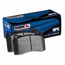 Hawk HPS Street Rear Brake Pads For 03 - 06 Mitsubishi Evo / 04-2017 Subaru STi
