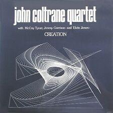 JOHN COLTRANE QUARTET Creation BLUE PARROT RECORDS Sealed Vinyl Record LP