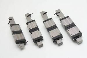 Alu-Profil-Schiene V-slot Linearführung LxBxH 1000 x 40 x 20mm in schwarz LaGER