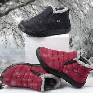 Winterstiefel Details Schuhe 41 Zu 37 Warm Damen Schlupfstiefel Boots Stiefeletten Stiefel P0wX8nOk