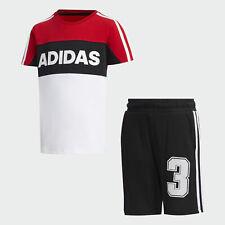 adidas Athletics Graphic Kinder Trainingsanzug Set