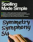 Spelling Made Simple 9780385266420 by Sheila Henderson Paperback
