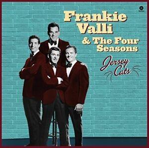 Frankie-Valli-amp-Four-Seasons-Jersey-Cats-New-Vinyl-LP-180-Gram-Di