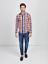 Mish Mash Monte Orange Check Shirt £21.99 rrp £50