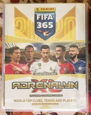 Panini Fifa 365 2020 Karten Cards 365 Memphis Depay Game Changer
