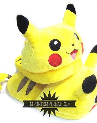 Pokemon - Noctali Chaussons Peluche - Import Empire AF