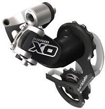 SRAM X0 X.0 10 Speed MTB Rear Derailleur Medium Cage Silver/Black X.O X.0