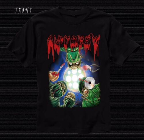 S à 6XL Autopsy-Severed Survival-American death metal band T /_ Shirt-Tailles