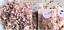Biodegradable-Petal-Flower-Confetti-Pink-Ivory-Lace-Rose-Petals-10-Bags thumbnail 1