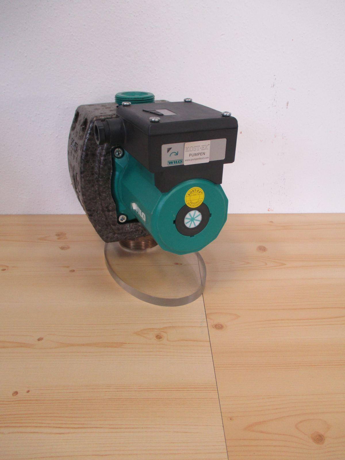Pumpe Wilo Top RS 25   7 Heizungspumpe 3 x 400  V Umwälzpumpe KOST-EX P18 29