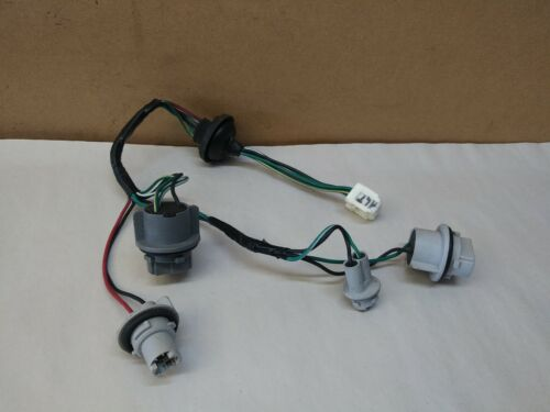 02-06 Nissan Altima Tail Light Lamp Wiring Harness LH Driver Side