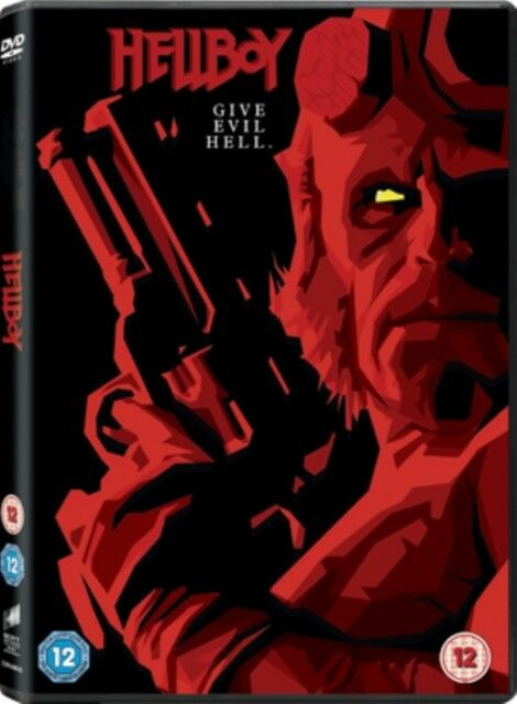 Hellboy DVD Nuovo DVD (CDR34856S)