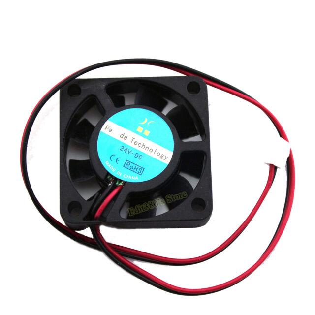 40x40x10mm Mini DC 24V Fan For PC Heat sink radiator Power transistor Amplifer