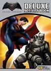 DC Comics Batman vs Superman - Dawn of Justice Deluxe Activity Book by Scholastic Australia (Paperback, 2016)