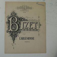 Assolo di pianoforte Bizet l`arlesienne Suite 2