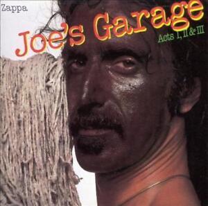 FRANK-ZAPPA-JOE-039-S-GARAGE-ACT-1-2-amp-3-USED-VERY-GOOD-CD
