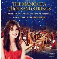 International Harp E - Magic Of A Thousand Strings [new Cd] on Sale