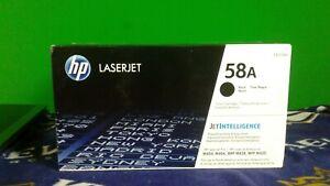 HP 58A Original LaserJet Toner Cartridge, Black (CF258A)