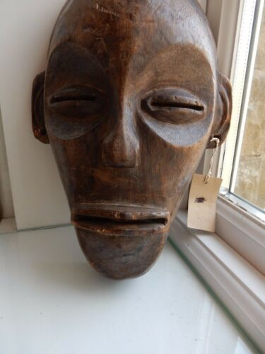 AFRICAN TRIBAL MASK 19TH 20TH c x Country house Ethnographic Collection od