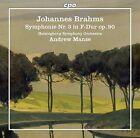 Brahms: Symphony No. 3 LP (Vinyl, Mar-2015, CPO)