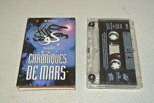 tape-K7-Rap-Francais-cassette-promotionnelle-CHRONIQUES-DE-MARS