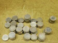 5 DM Silberadler 1956 D , Silberkursmünze
