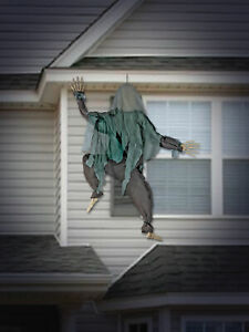 5-039-Hanging-Wall-Climbing-Dead-Zombie-Monster-Prop-House-Decoration-Halloween