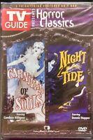 Tv Guide Presents Horror Classics Carnival Of Souls Night Tide Dennis Hopper