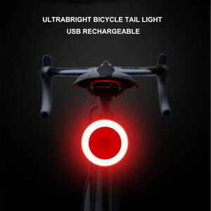 Waterproof-Bicycle-Bike-LED-USB-Rechargeable-Tail-Light-Smart-Brake-Rear-Lamps