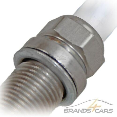 4x original Bosch bujía Iridium para Nissan Almera Tino v10 1.8