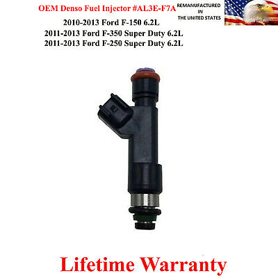 New OEM Fuel Injector AL3E-F7A for Ford 2010-2013