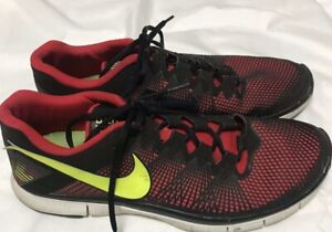 nike free 3.0 red and black