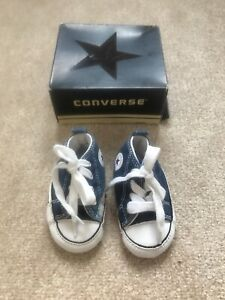 Baby Converse Size 3 Chuck Taylor 1st