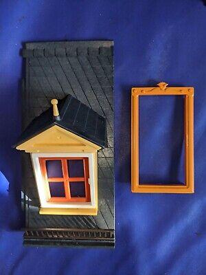 1x Dormer Window /& Frame inc Finial /& Railing 5300 Playmobil Victorian Mansion