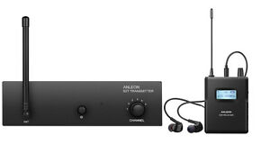 Anleon s uhf stereo wireless monitor system in ear system