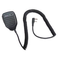 Kenwood External Speaker Microphone For Tk Series Two-way Radios Black Kmc21 on sale