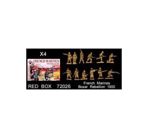 Red Box 1//72 US Marines Boxer Rebellion 1900 # 72016