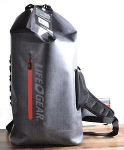 NEW Life Gear Pro Survivor Premium 2-Person 72 Hour Survival Kit w/ First Aid