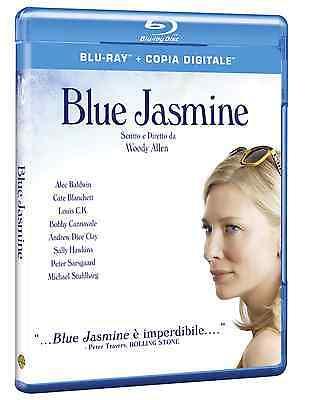 BLUE JASMINE, Woody Allen - Cate Blanchett -Alec Baldwin - BLU RAY