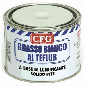 Grasso bianco al teflub - CFG barattolo 500 ml