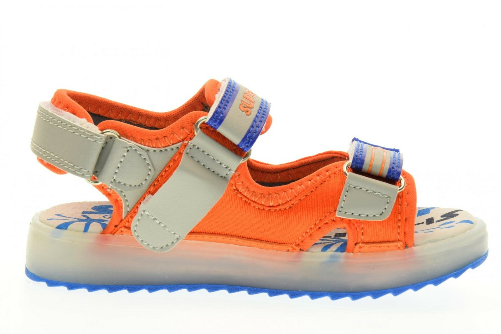 SuperJump America Collezione America SuperJump scarpe bambino Sandale SJ2972 MARTIN ARANCIO P17 72931f