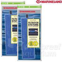 6 Eclipse 2/3 Rite Size H Filter Cartridge Marineland (2) 3 Packs