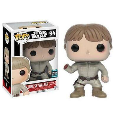 Funko Star Wars POP Vinile Figura Luke Skywalker Bespin senza mano 9cm Esclusiva