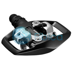 New-Shimano-PD-ED500-Road-Touring-SPD-Cycling-Bike-Pedals-with-cleats
