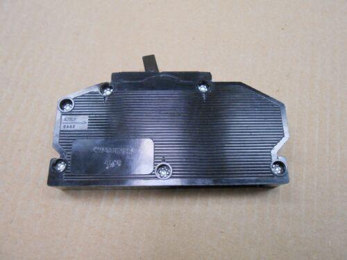 1 ZINSCO QB QB20 QB120 CIRCUIT BREAKER 20A 20 AMP 1P 1 POLE 240V 240 VOLT