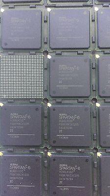 Xilinx xc6slx100 SPARTAN-6 Family IC FPGA 480 I//O 676 FBGA DC 1205 1K cells