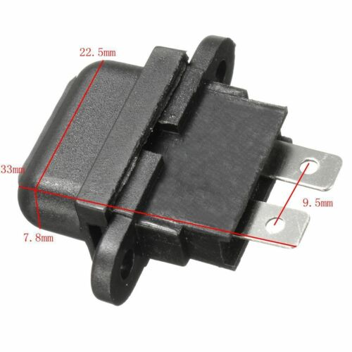 5x 32V 30A Auto Blade Standard Fuse Holder Box Set For Car Boat Truck with Cover